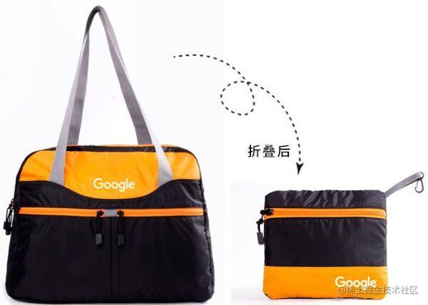 Google 运动折叠包