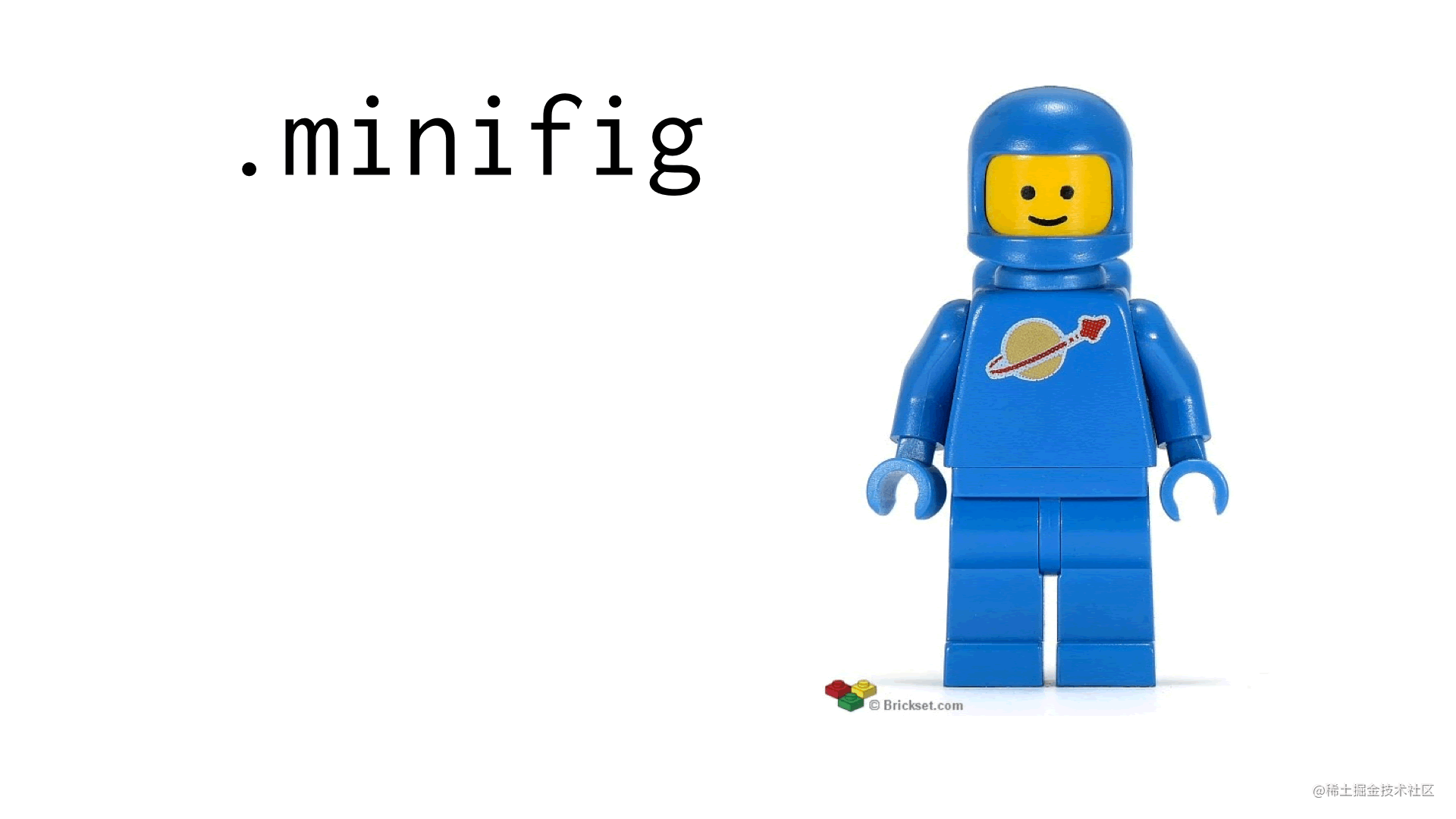 Example of .minifig to indicate a lego minifig