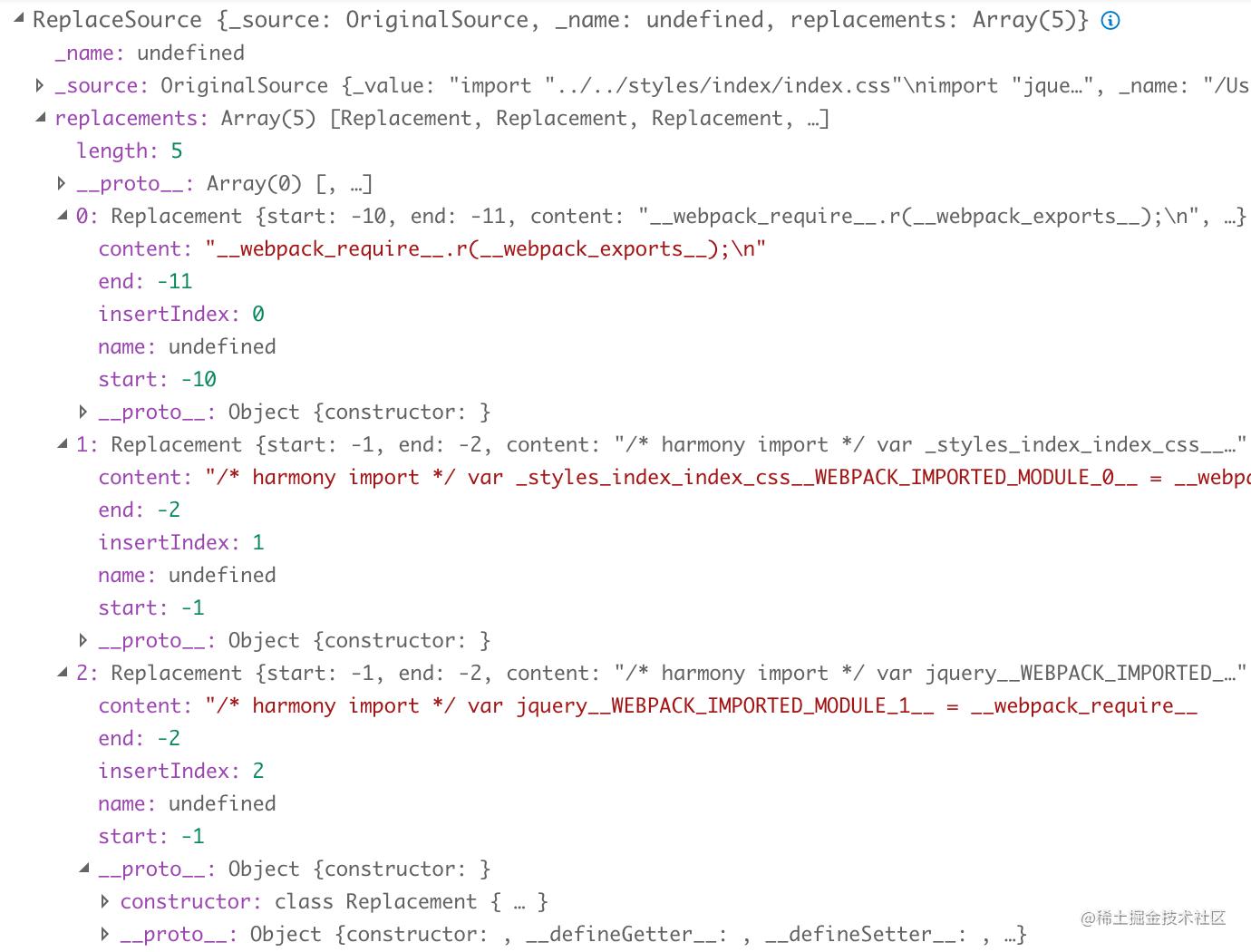 NormalModule.generator.generate产生的资源