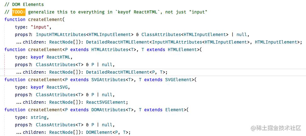 React.createElement
