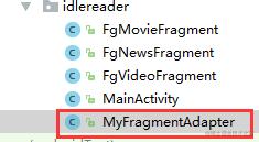 MyFragmentAdapter.java