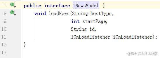 INewsModel