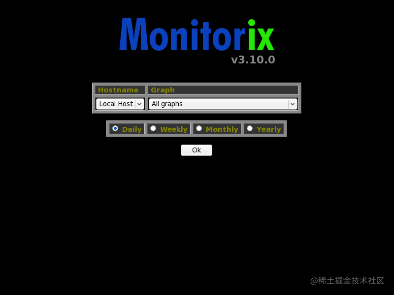 monitorix system monitoring tool for linux