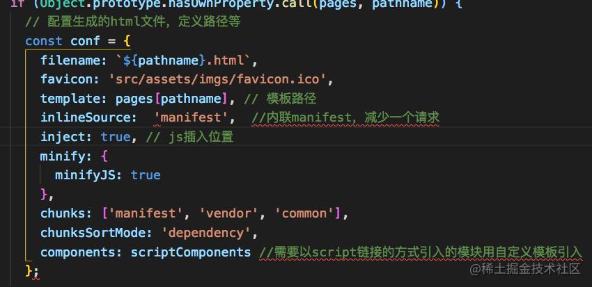 html-webpack-plugin配置
