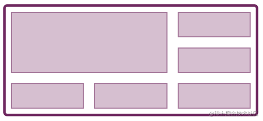 Grid cells are the smallest unit on the grid, a Grid Area is one or more cells together making a rectangular area