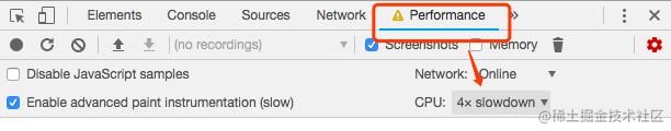 如何开启Chrome的CPU降速