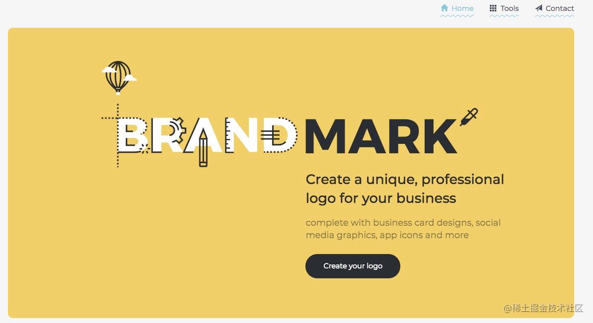 BrandMark