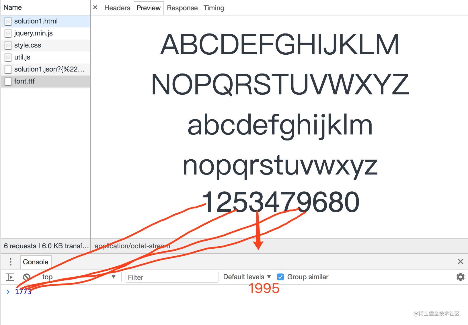 自定义字体文件