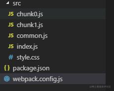 webpack contenthash hash chunkhash